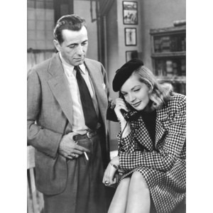 Photographie de Humphrey Bogart