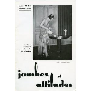 Revue photo - Jambes et Attitudes