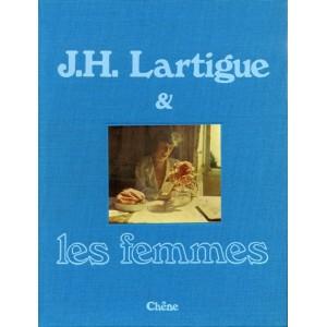Livre photo - J.H. Lartigue et les femmes