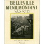 BELLEVILLE MENILMONTANT -Willy Ronis