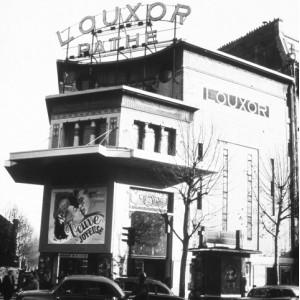 Photo Cinéma Louxor Bd Magenta Paris