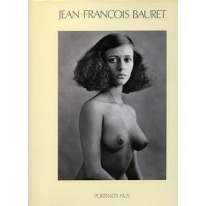 Livre photo - JEAN-FRANCOIS BAURET - portraits nus