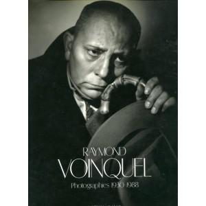 Livre photo - RAYMOND VOINQUEL - photographies 1930-1988