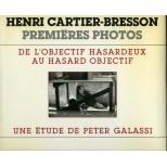 HENRI CARTIER-BRESSON - premières photos