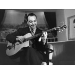 Photo de Serge Jacques - Django Reinhardt