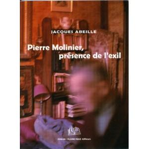 Pierre Molinier présence de l'exil - Jacques Abeille
