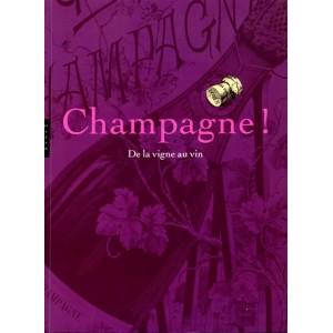 Champagne de la vigne au vin