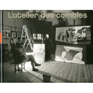 L'atelier des combles - Michel Sima - Anne de Staël