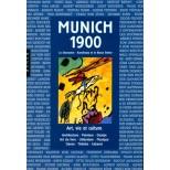 Munich 1900 la Sécession.Kandinsky et le Blaue Reiter
