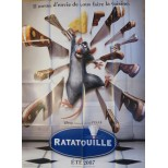 Affiche du film - RATATOUILLE