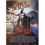 Affiche du film - 300 - Pour la gloire