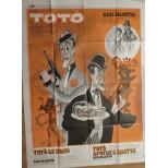 Affiche du film - TOTÔ LE MOKO / TOTÔ APOTRE & MARTYR
