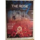 Affiche du film - THE ROSE - Bette midler