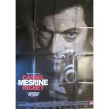 Affiche du film - MESRINE l'instinct de mort - Vincent Cassel