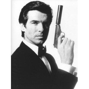 Photographie de Pierce Brosnan