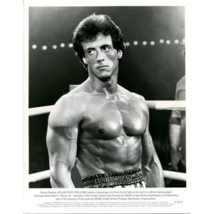 Sylvester Stallone dans Rocky III