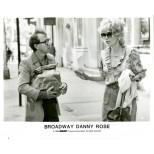 Woody Allen-Mia Farrow dans Broadway Danny Rose