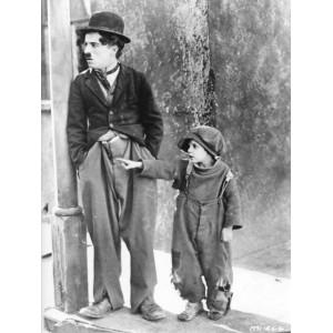 Photographie de Chaplin