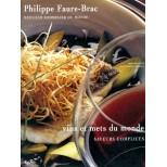 Philippe Faure-Brac vins et mets du monde - Saveurs complices