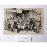 Paris boucherie canine et féline pendant le siège de Paris (1870/1871)