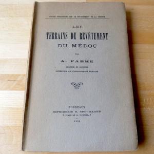 Les terrains de revêtement du Médoc - A . Fabre