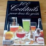 700 Cocktails pour tous les goûts - Avec et sans alcool