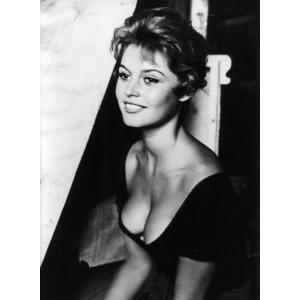 Photographie de Brigitte Bardot